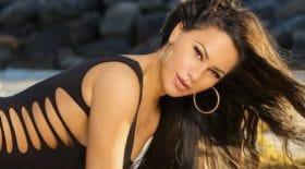 Milla Jasmine sexy en bikini sur Instagram