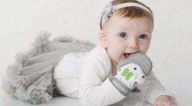 moufle dentition bebe