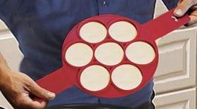 moule a pancake silicone