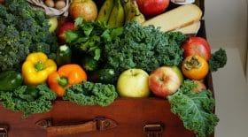 PUB : manger 5 fruits et légules par jour, c'est fini