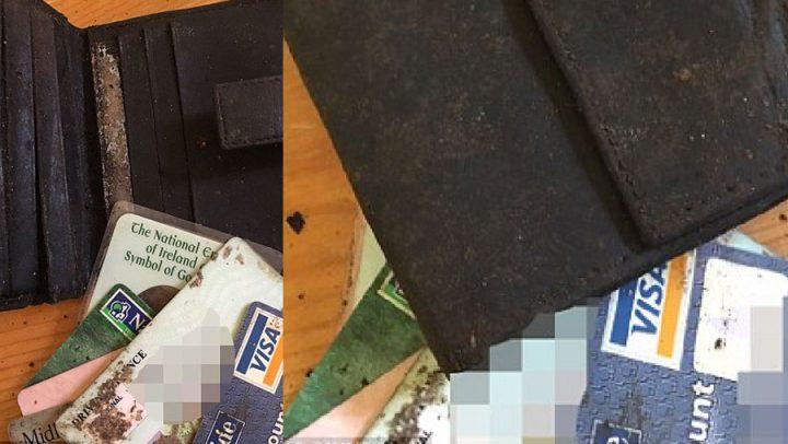 portefeuille vol police objet trouvé