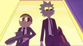 Rick et Morty nouveau tease