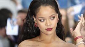 Rihanna maigre sur instagram