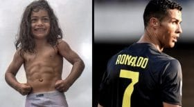 Le nouveau Cristiano Ronaldo