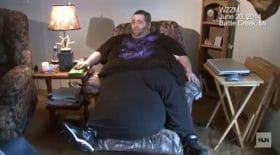 opération homme scrotum 30kg