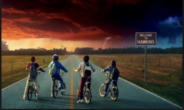 Grosse surprise pour la saison 3 de Stranger things
