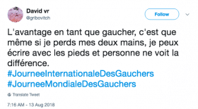 tweet gauchers