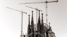 anecdotes et histoire de la Sagrada Familia