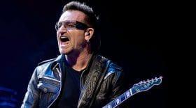 Bono U2 extinction de voix