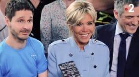 Brigitte Macron dans la série Vestiaires
