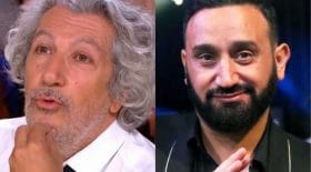 Cyril Hanouna clash Alain Chabat burger quiz