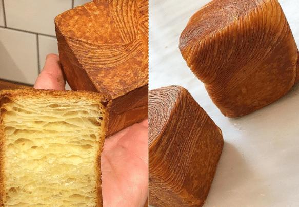 croissants cubes