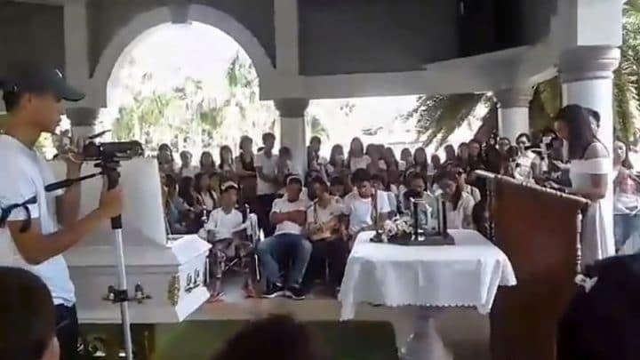 mariage post-mortem funérailles