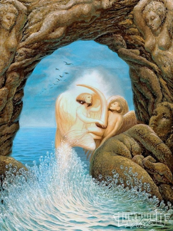 Illusion d'optique Oleg Shuplyak
