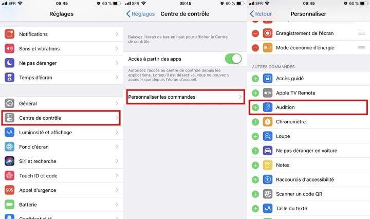 iOS12-fonctionnalités-cachées-amplifie-le-son