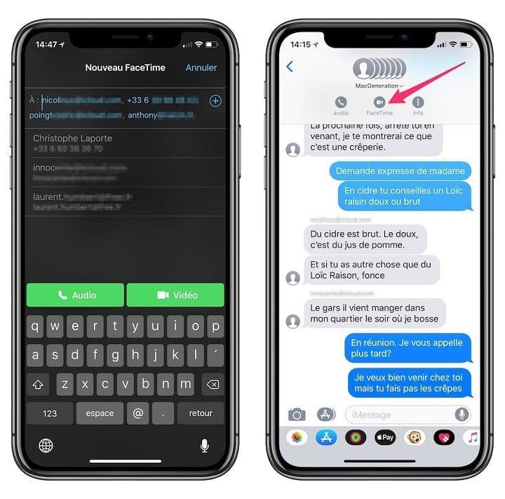iOS12-fonctionnalités-cachées-message-appel