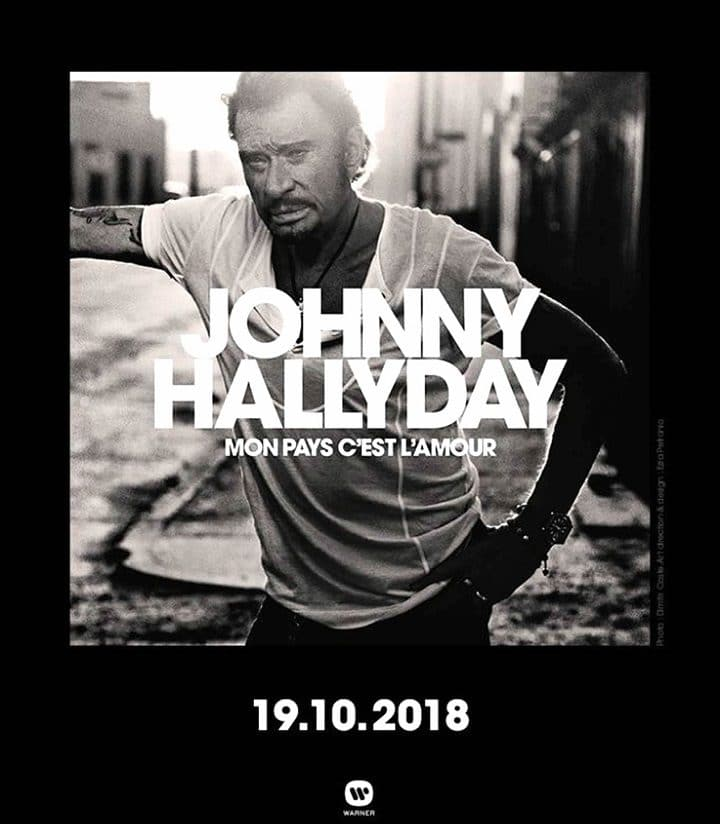 jDavid Hallyday- clash- album posthume - laetitia
