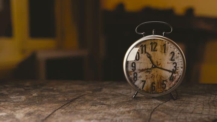 Le temps de rien