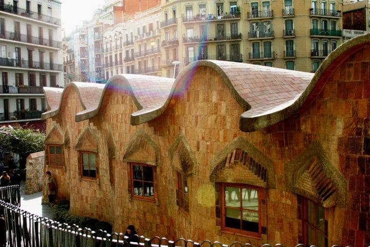 Les écoles de la Sagrada Familia