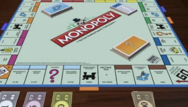 Monopoly sort une version Fortnite !