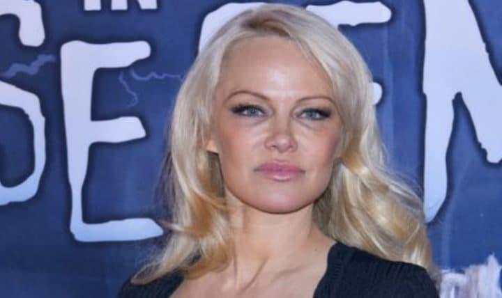 Pamela Anderson dals
