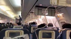 pressurisation pression avion