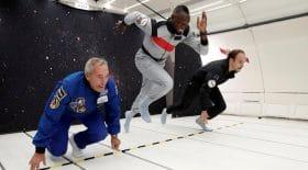 Usain Bolt apesanteur Reims