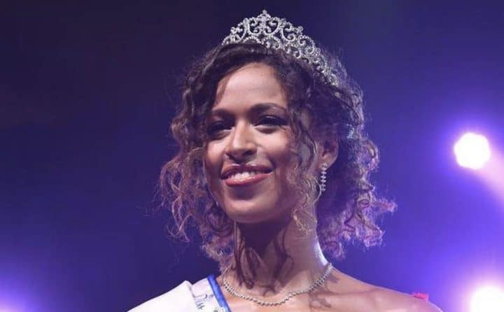 Annabelle Varane élue miss nord-pas-de-calais