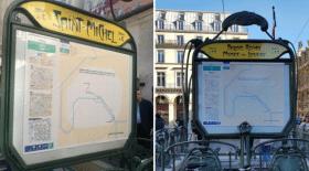 stations de métro et handicap