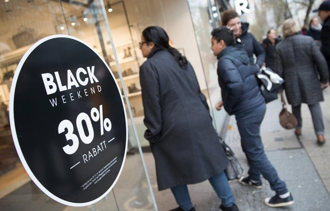 black friday magasin
