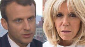 Brigitte Macron engueule son mari