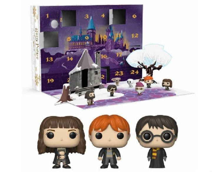 calendier-avent-funko-pop-harry-potter
