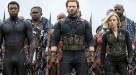 Captain America ne sera plus dans Avengers