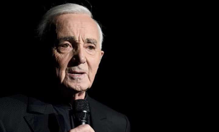 décès de Charles Aznavour