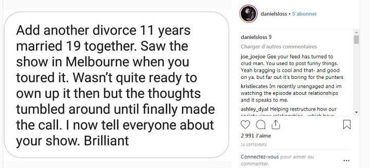 Daniel-sloss-séparations-divorces-commentaire