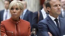 Emmanuel Brigitte Macron Élysée