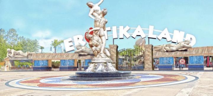 Erotikaland parc d'attractions sexe