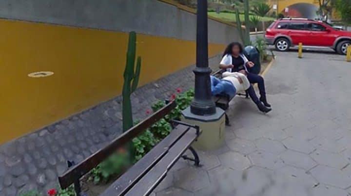 femme adultère google maps