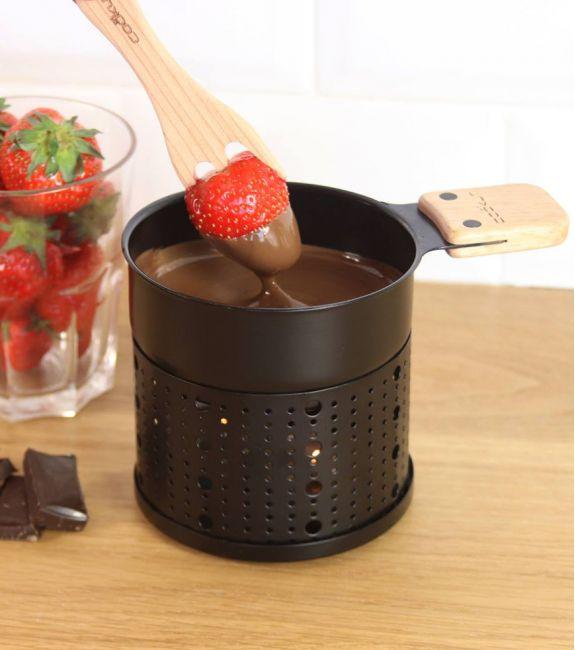 fondue chocolat