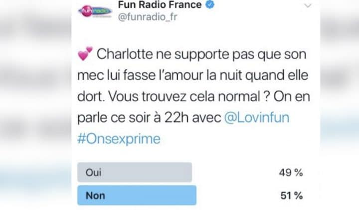 sondage fun radio