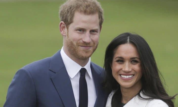 Harry et Meghan attendent leur premier enfant