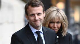 Macron séparation