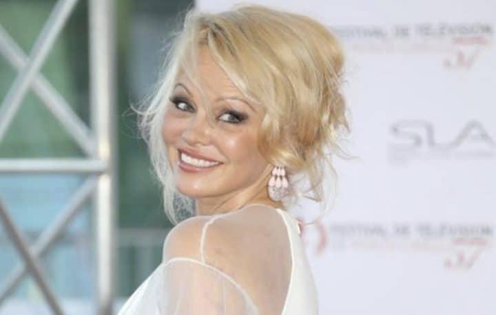 Pamela Anderson et Lio tensions