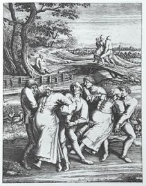 Peste dansante