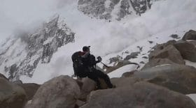 randonneurs gopro avalanche
