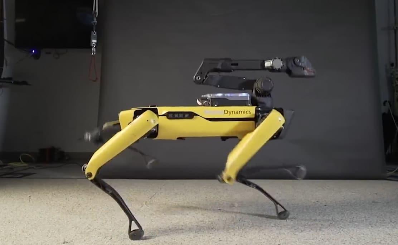 On n'arrête pas le progrès : ce robot danse mieux que n'importe qui… (vidéo)