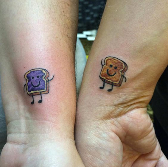 Les 20 Plus Beaux Tatouages En Commun A Faire Avec Sa Meilleure Amie
