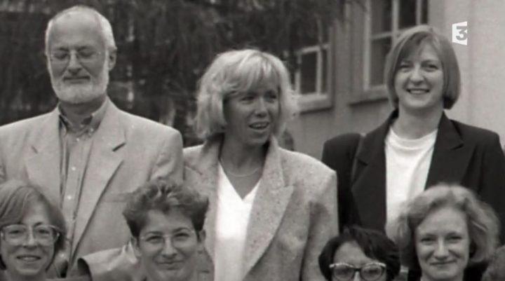 Brigitte Macron jeune