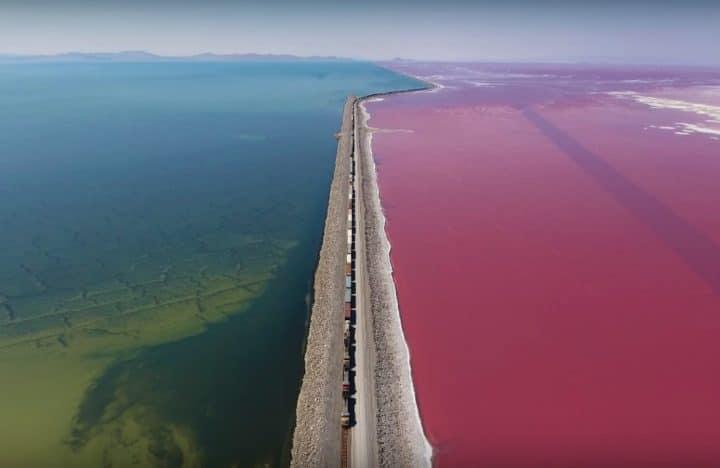 lac salé utah