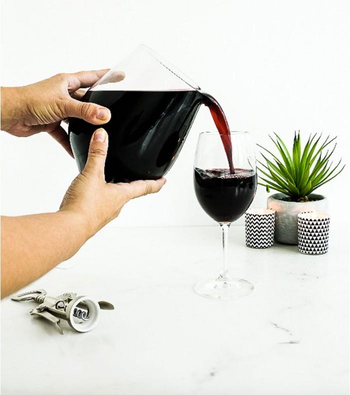 carafe verre vin